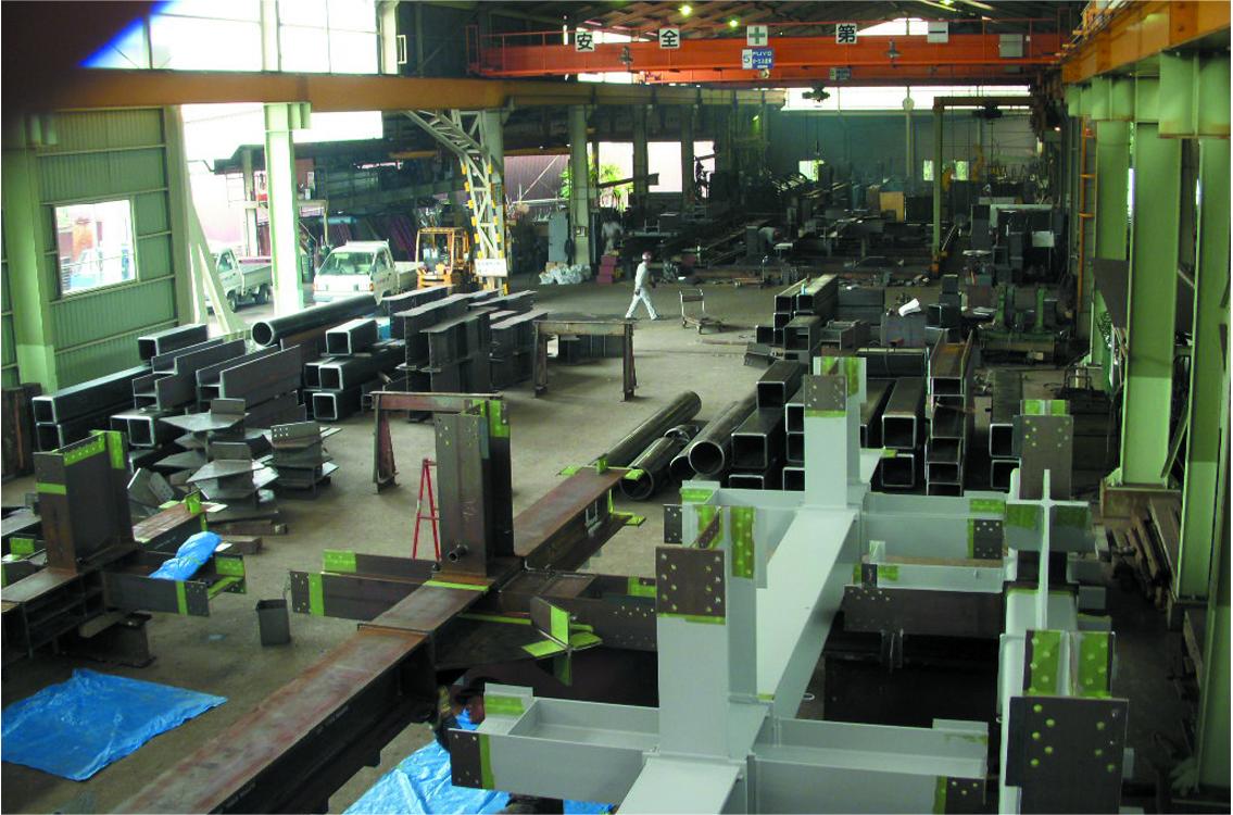 CRC工場